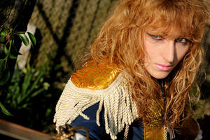 Lady Oscar Rose of Versailles by GingerAnneLondon