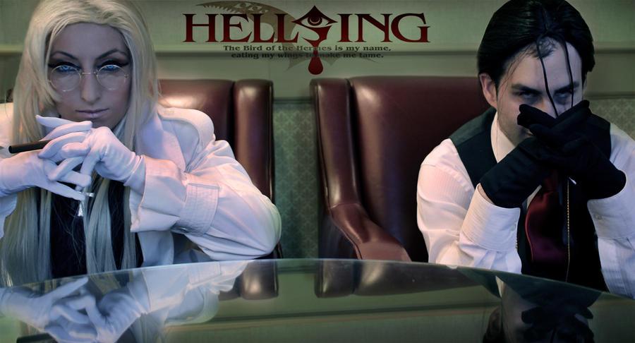 Hellsing Plots by GingerAnneLondon
