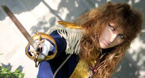 Lady Oscar - En Garde by GingerAnneLondon
