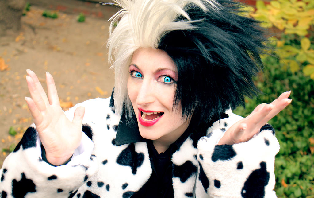 Cruella De Vil by GingerAnneLondon