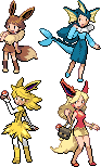 Eevee Evo Trainers 1 Request by justwh22
