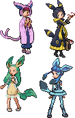 Eevee Evo Trainers 2 by justwh22