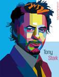 Tony Stark in WPAP