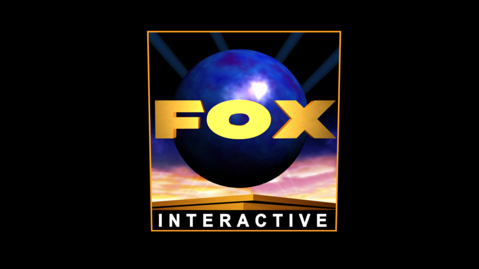Fox Interactive logo 1996 Remake (OLD MODEL) by
