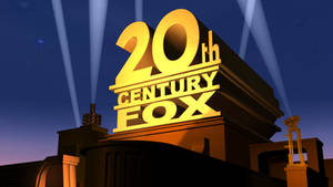 20th Century Fox Logo 3-D Model Remastered by ethan1986media