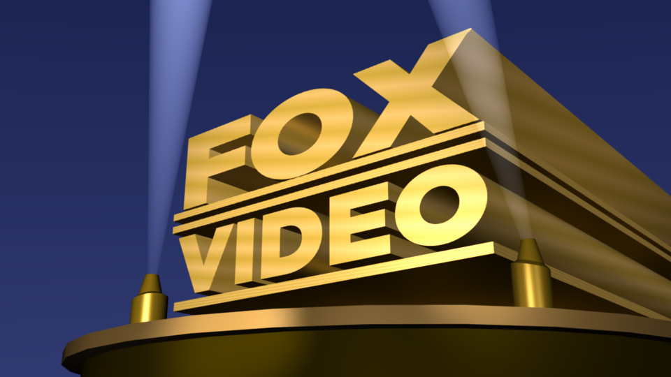 fox video logo 1991 remake 20 by ethan1986media on deviantart