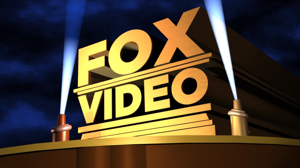 fox video logo blender wwwimgkidcom the image kid
