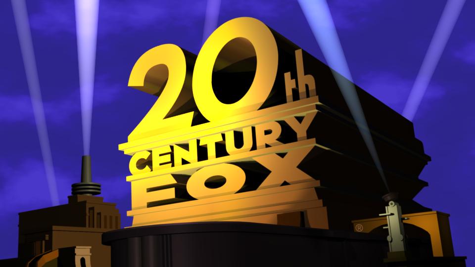 20th Century Fox Video logo 1982 Blender Remake by