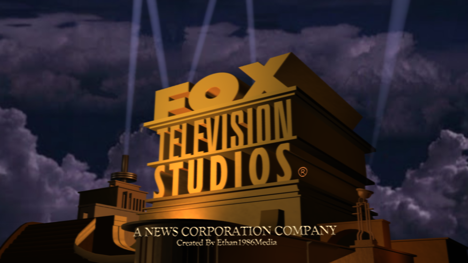 Fox Television Studios 2008 logo 2 0 by ethan1986media on