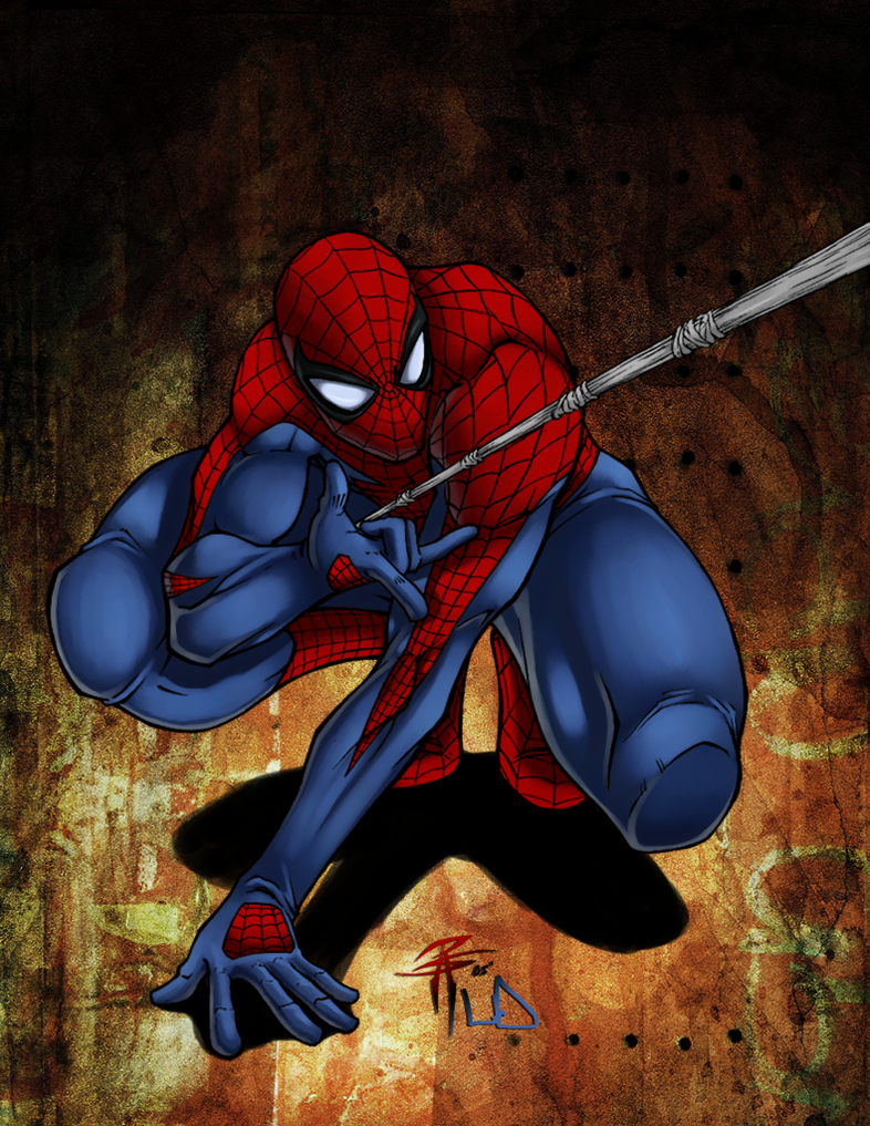 M Spiderman House of M - Spiderman...