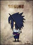 Team Snake: Sasuke