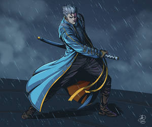 Vergil (Devil May Cry 3 and 5)