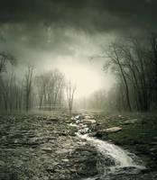 The Daunting Woodland by i-am-JENius