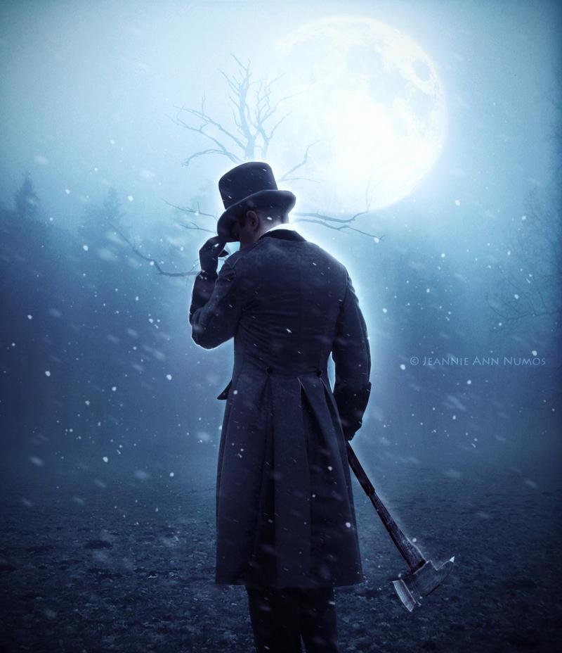 The Vampire Hunter By I Am Jenius On Deviantart