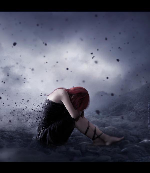 Melancholia by i-am-JENius