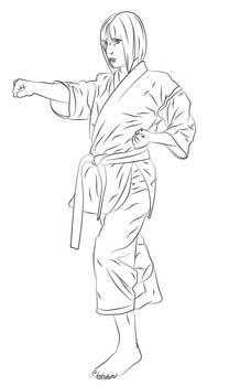 Gyako zuki