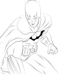 Bat landing