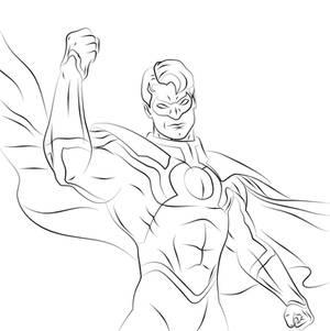 Hal Jordan as Parallax