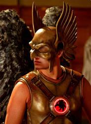 Serbian Hawkman
