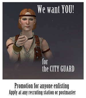 Aunt Aveline wants you