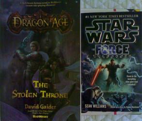DA and SW books by Vierna-Drottingu