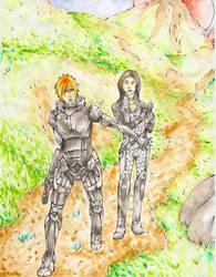 Shep and Miri by Yamaho by Vierna-Drottingu