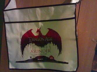 Dragon Age tote bag by Vierna-Drottingu