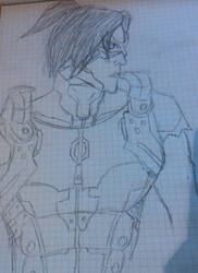 Kai Leng sketch by Vierna-Drottingu