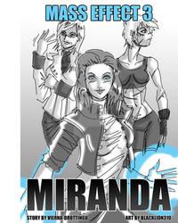 Mass Effect 3: Miranda Cover