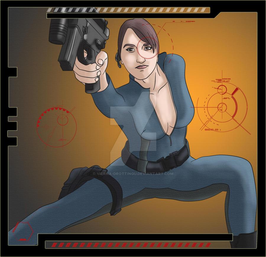 Agent Hill by Vierna-Drottingu
