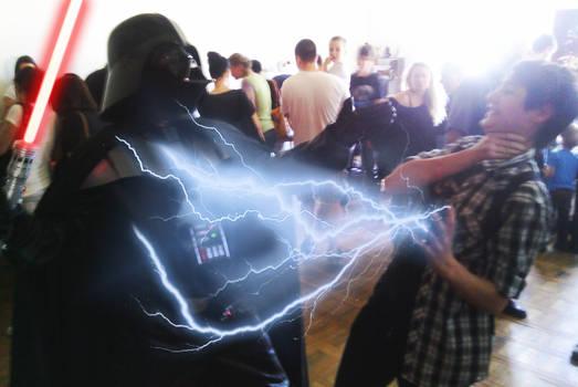 Shepard vs Vader