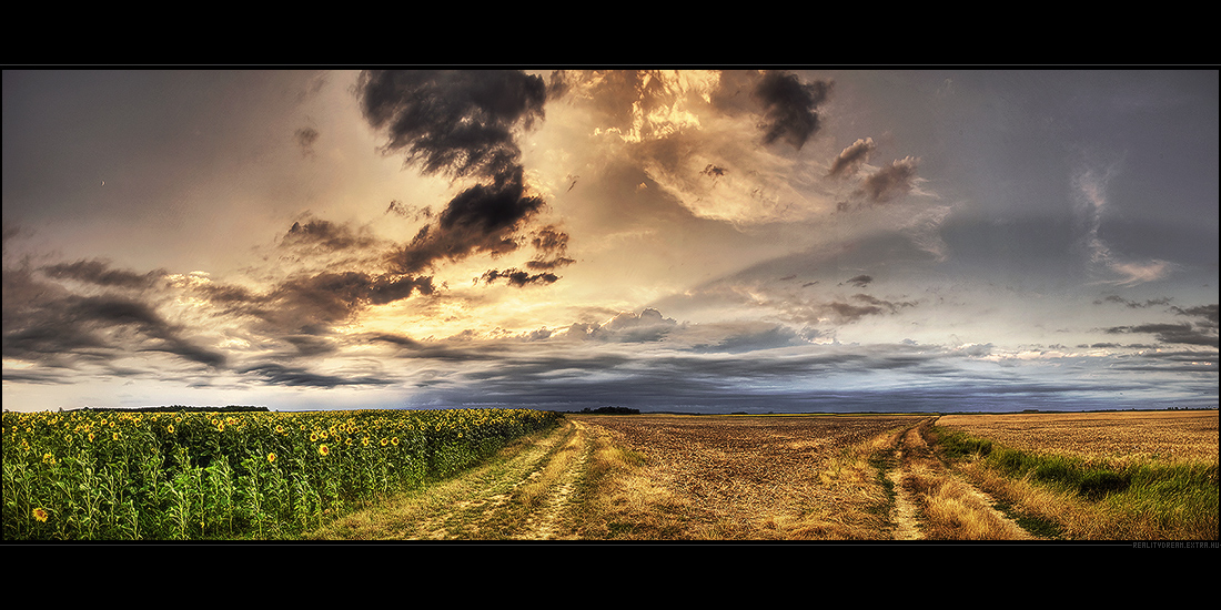 Hungarian skies pt.II. by realityDream