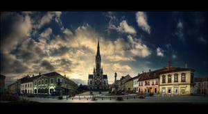 Hungarian cityscapes pt.I.