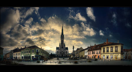 Hungarian cityscapes pt.I. by realityDream