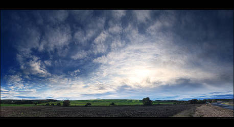 Hungarian skies pt.XLV. by realityDream