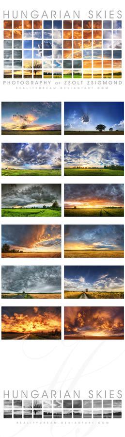 The Hungarian Skies Calendar 2