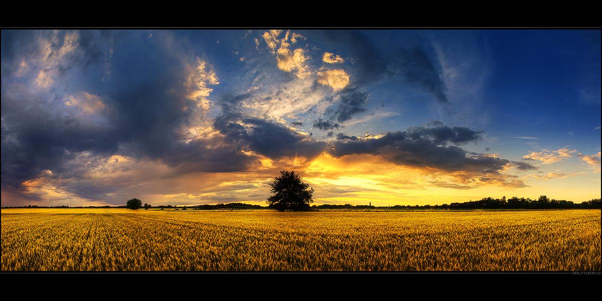 Hungarian skies pt.XCII. by realityDream