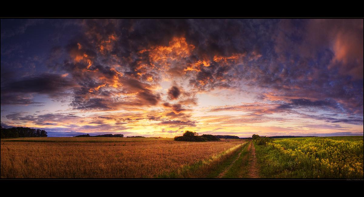 Hungarian skies pt.XCVI. by realityDream