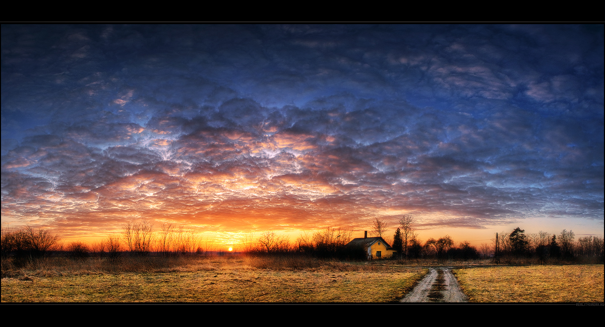 Hungarian skies pt.XCIX. by realityDream