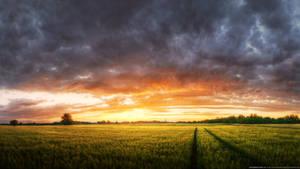 Hungarian skies pt.LIV. HD Wallpaper