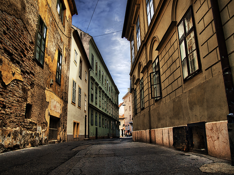 Hungarian streets pt.VI. by realityDream