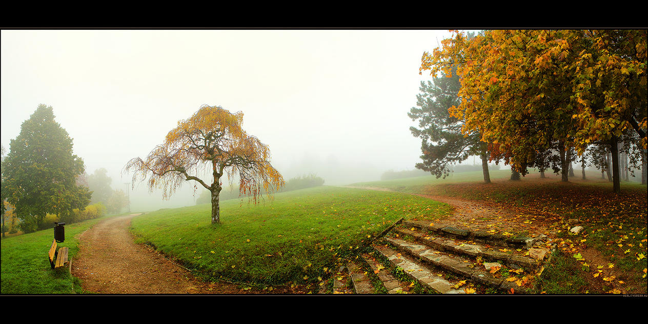 Autumnscape II. by realityDream