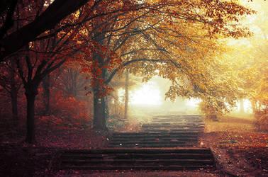 Autumn Walk pt.XVII. by realityDream