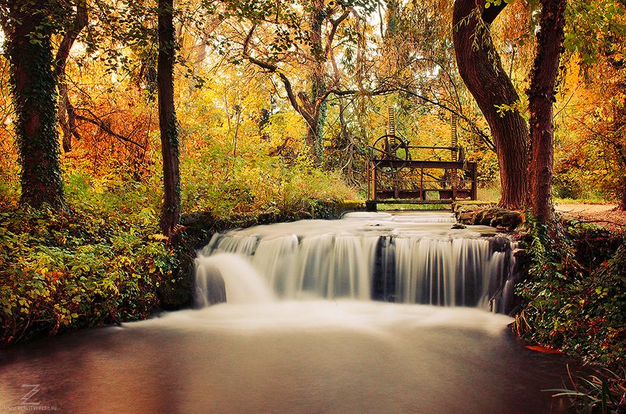 Autumn Creek by realityDream