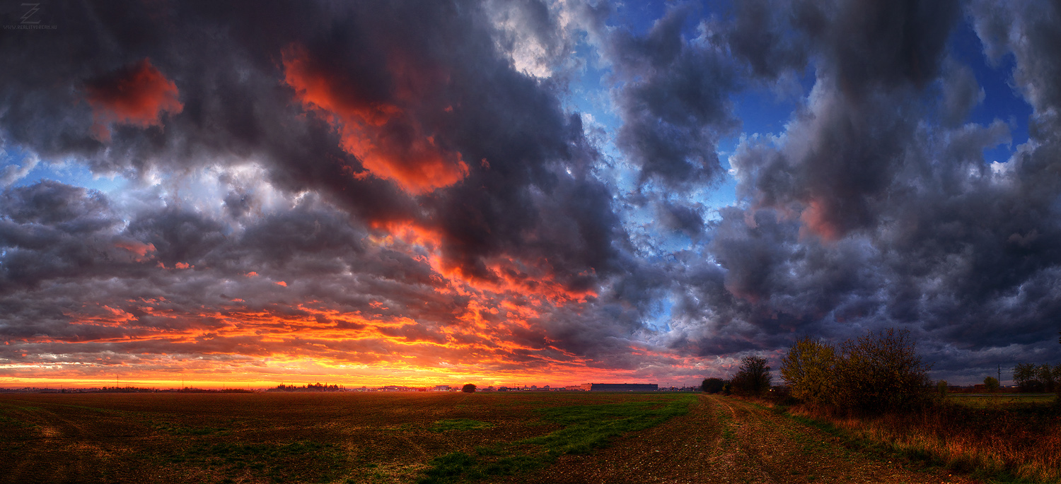 Hungarian skies pt.CCIV. by realityDream©