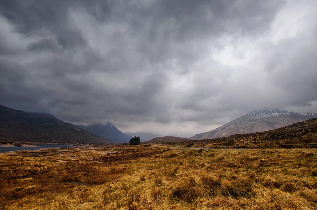 Scottish Highlands I. by realityDream
