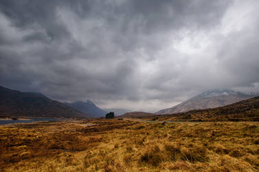 Scottish Highlands I. by realityDream