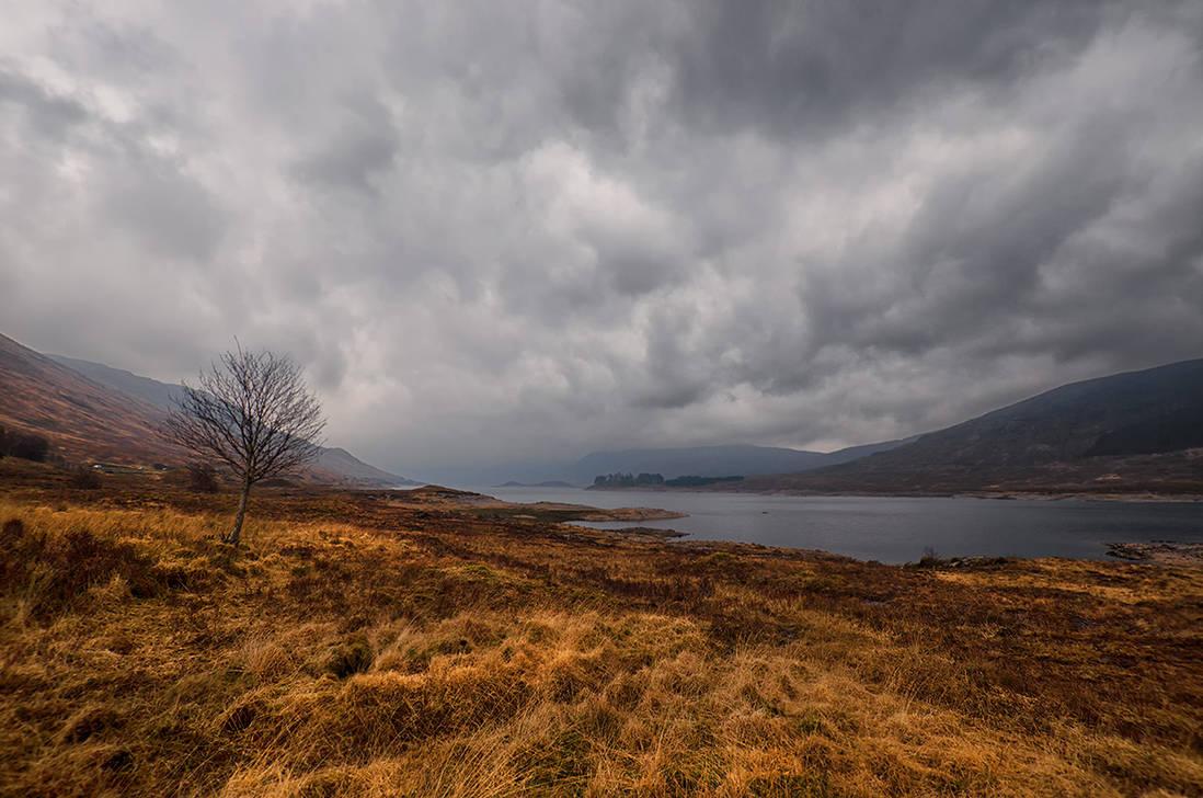 Scottish Highlands II. by realityDream