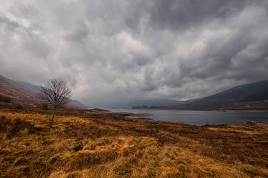 Scottish Highlands II. by realityDream