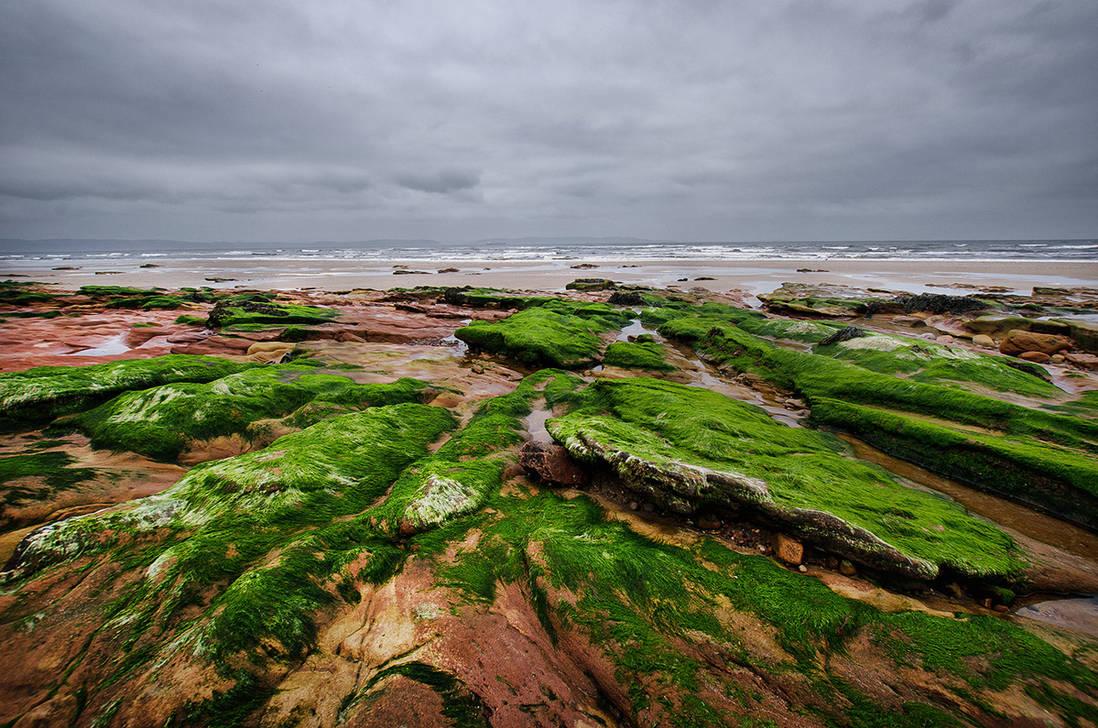 Nairn Beach I. by realityDream